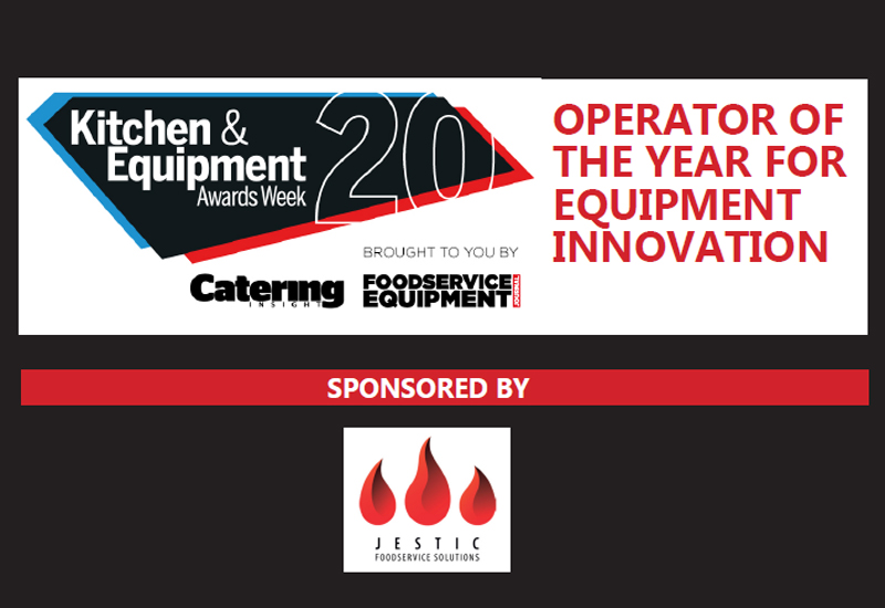Operator of the Year for Equipment Innovation