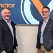 Steven McGarvie, UK sales and marketing director & Scott Taylor, head of national accounts