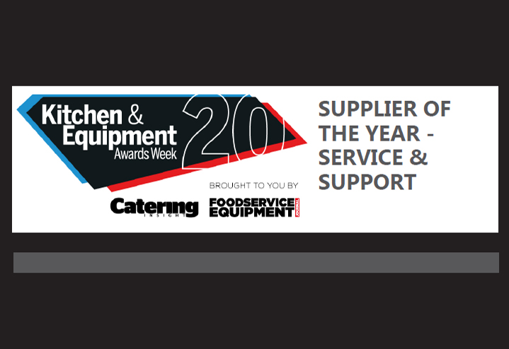 Supplier of the Year – Service & Support