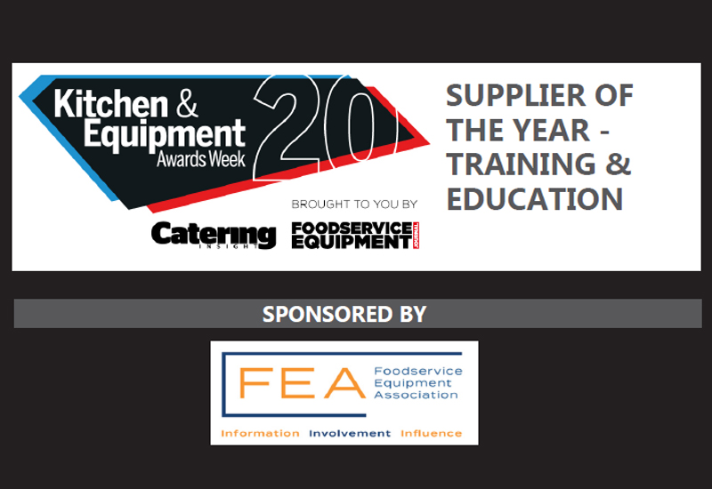 Supplier of the Year – Training & Education