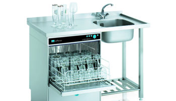 Meiko Upster U500 with sink