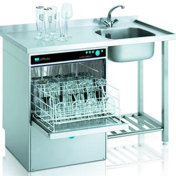 Meiko Upster U500 with sink