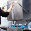 UPster H 500 passthrough dishwasher