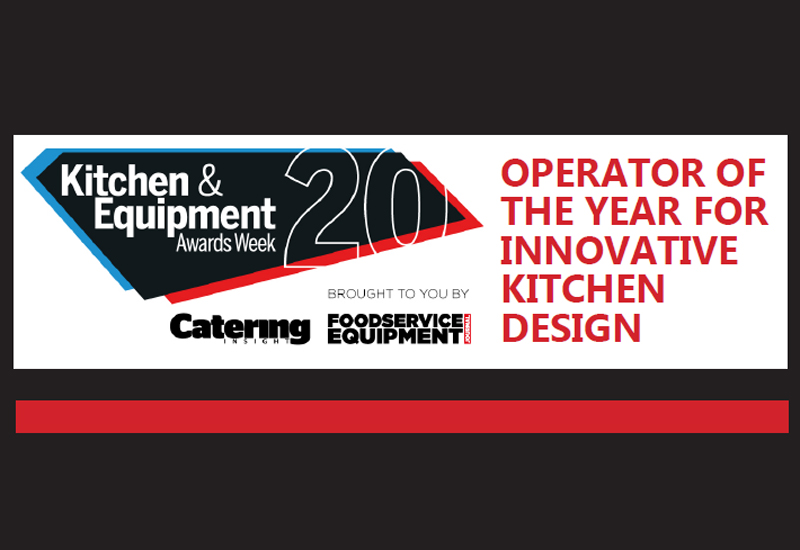 Operator of the Year for Innovative Kitchen Design