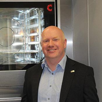 Steve Hemsil, sales director – UK & Ireland
