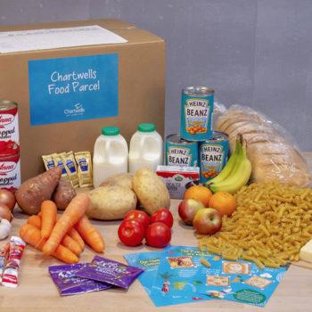 Chartwells five-day primary school children lunch hamper