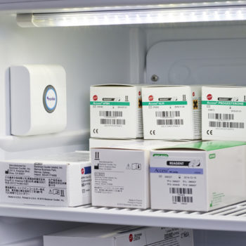 Monika temperature monitoring system