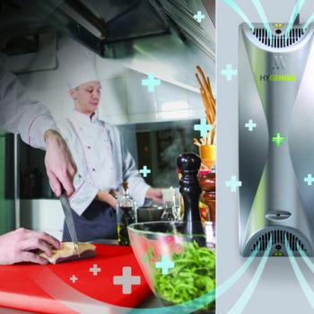 HyGenikx in kitchen