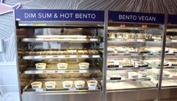 Merchandiser at Bento Asian Food Bar 1