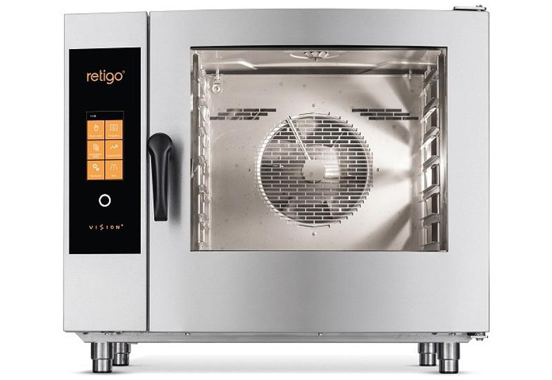 Retigo Orange Vision Plus combi oven