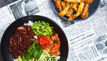Wagamama vegan dishes