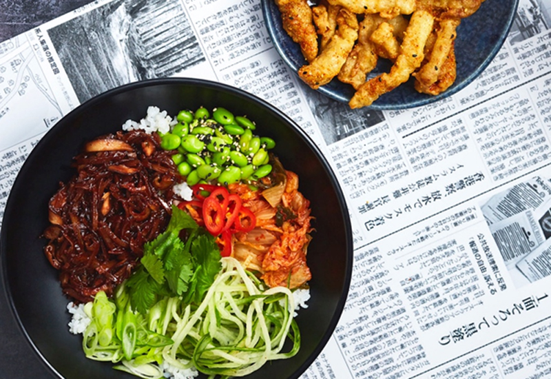Wagamama vegan dishes