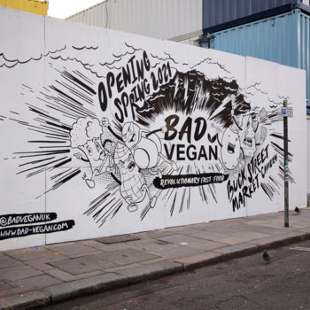 Bad Vegan