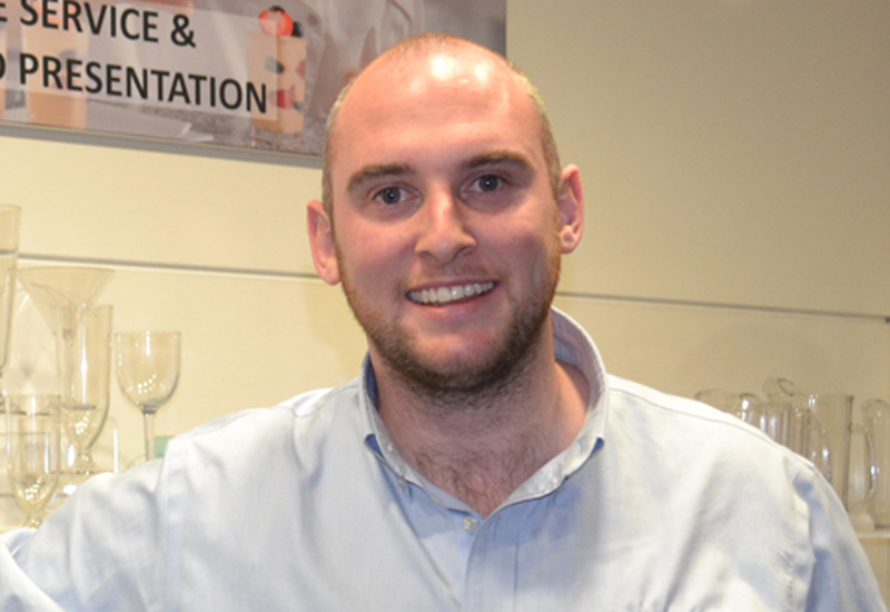 Brian Lavelle, northern Europe sales manager