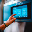 Irinox MultiFresh Next control panel