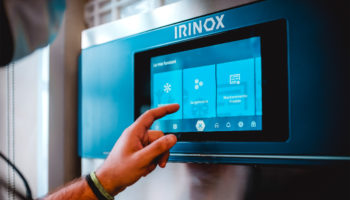 Irinox MultiFresh Next control panel