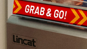 Lincat Seal grab-and-go merchandiser 1