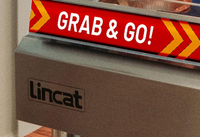 Lincat Seal grab-and-go merchandiser 1