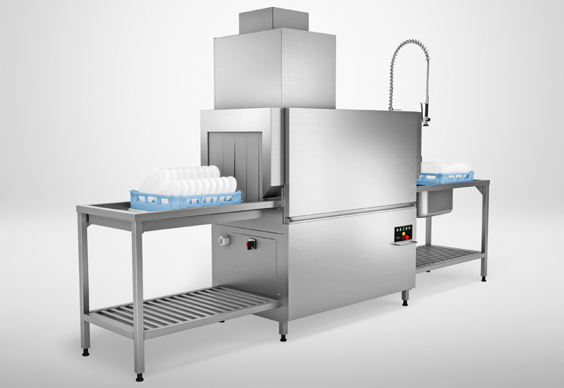 Ecomax rack machine
