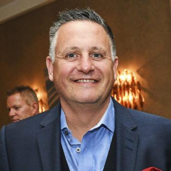 Steve Mangleshot, executive chef