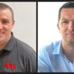Steve Morris, sales director and Ben Dale, managing director