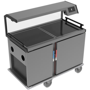 Vario-Therm trolley, model F2H