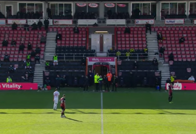 AFC Bournemouth stadium