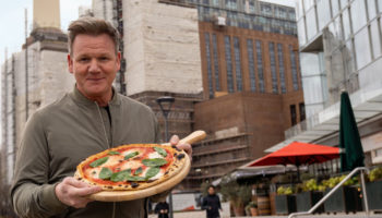 Gordon Ramsay, Street Pizza, Battersea Power Station 1