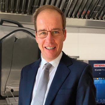 Graham Kille, technical sales director