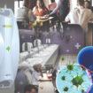 HyGenikx air and surface sanitisation system