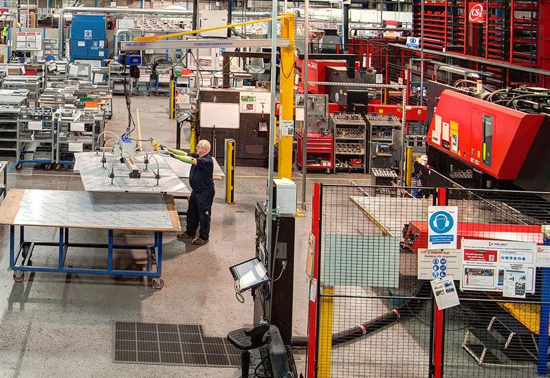 Merrychef factory