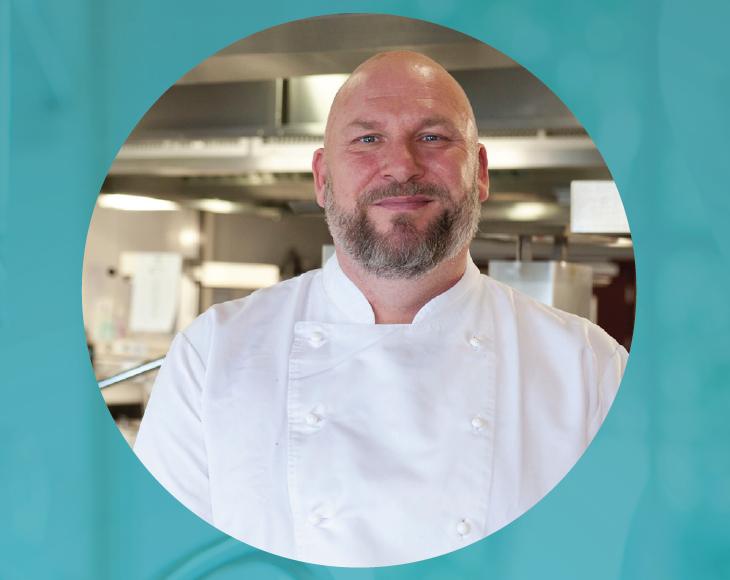 Len Unwin, chef & curriculum team leader, Sheffield College