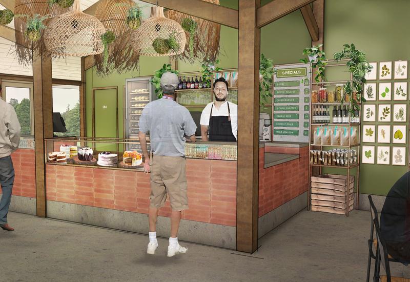The National Arboretum restaurant