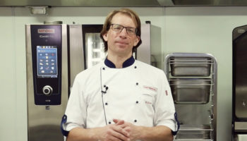 Ross Crook, corporate chef