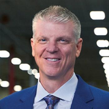 Steve Maahs, president and COO
