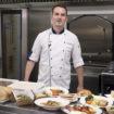 Theo Bostock, corporate chef