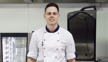 Thomas Bentham, corporate chef
