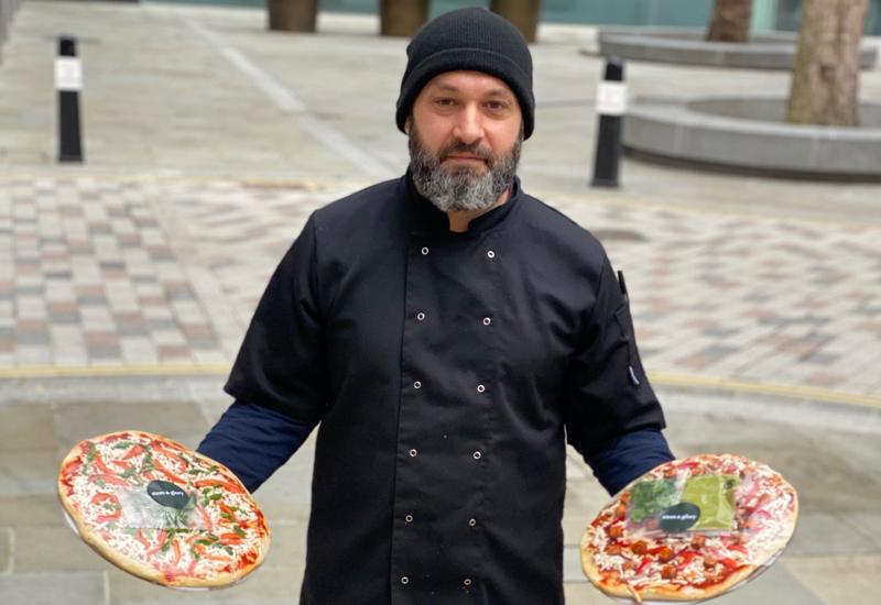 Stem & Glory chef