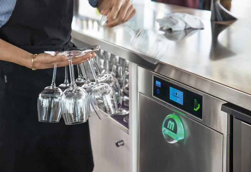 Meiko glasswasher