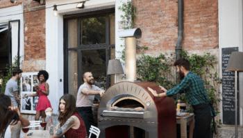 Alfa Pro Quattro pizza oven