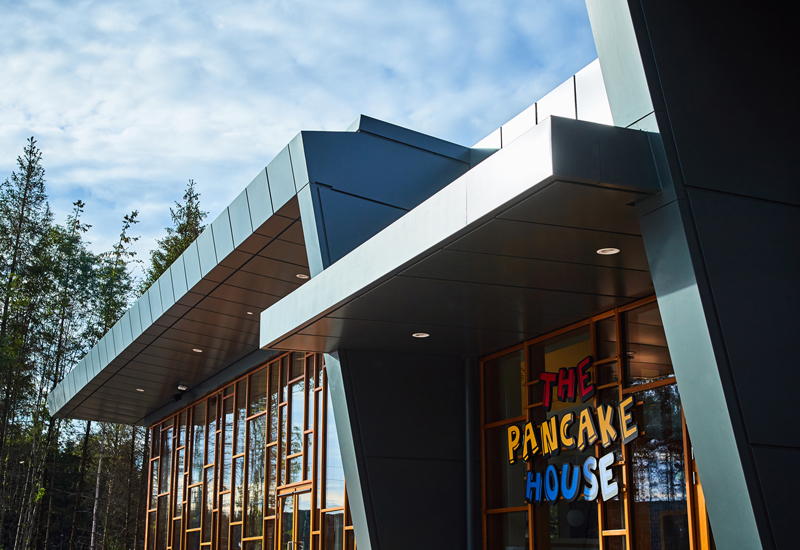 The Pancake House, Longford Forest