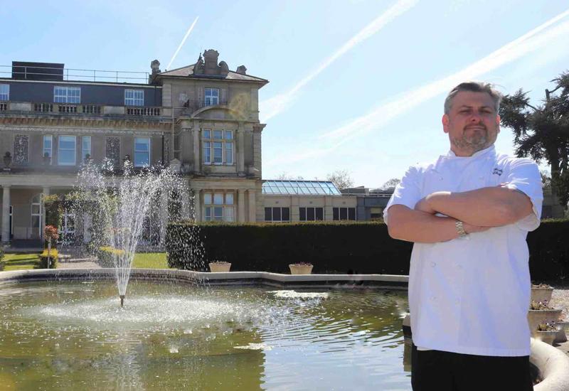 Graham Noonan-Chatham, executive chef, Down Hall