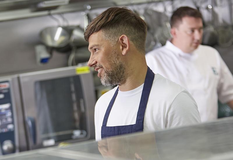 Ryan Holmes, culinary director
