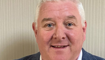Steve McHugh, national account manager