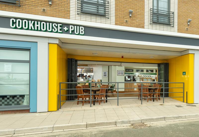 Cookhouse + Pub