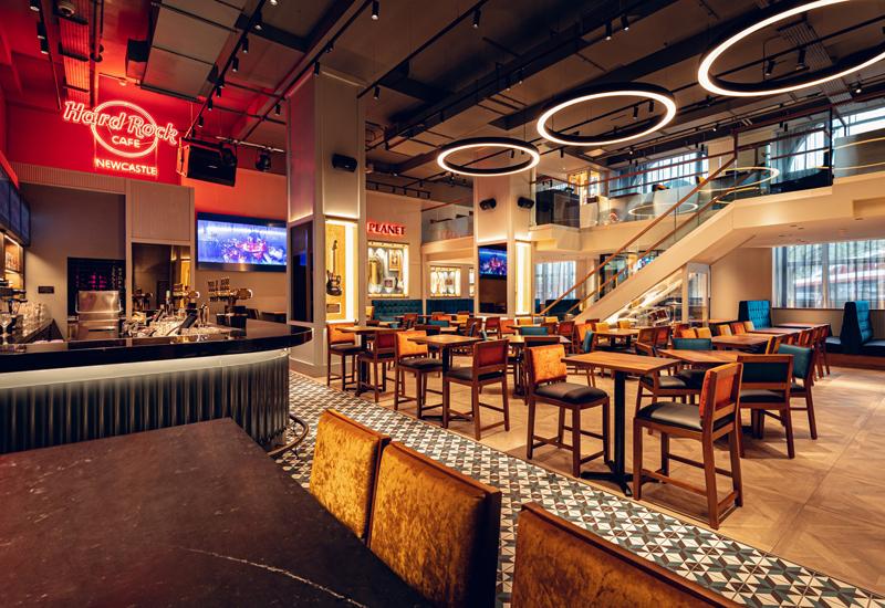 Hard Rock Cafe Newcastle 1