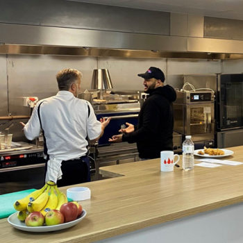 Jestic development kitchen, Manchester