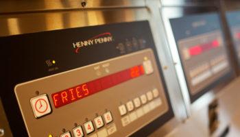 Henny Penny fryer