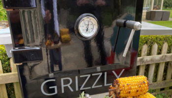 Grizzly Commercial oven 2