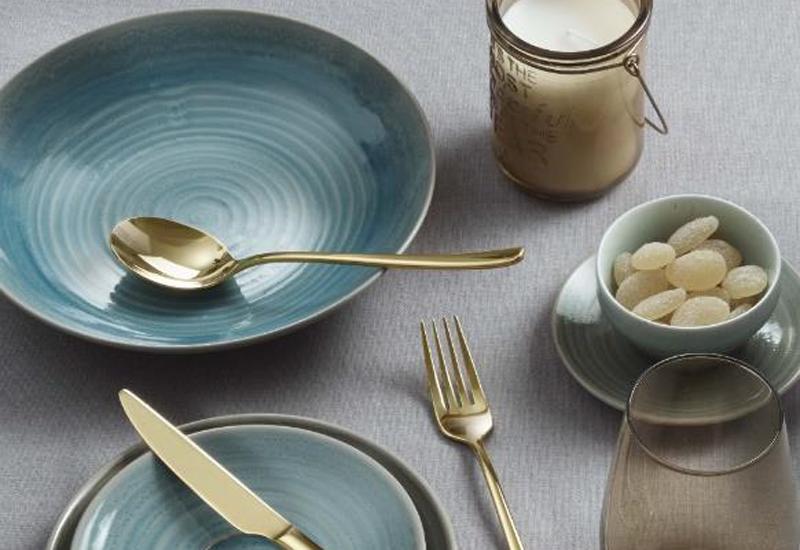 Velvet cutlery line